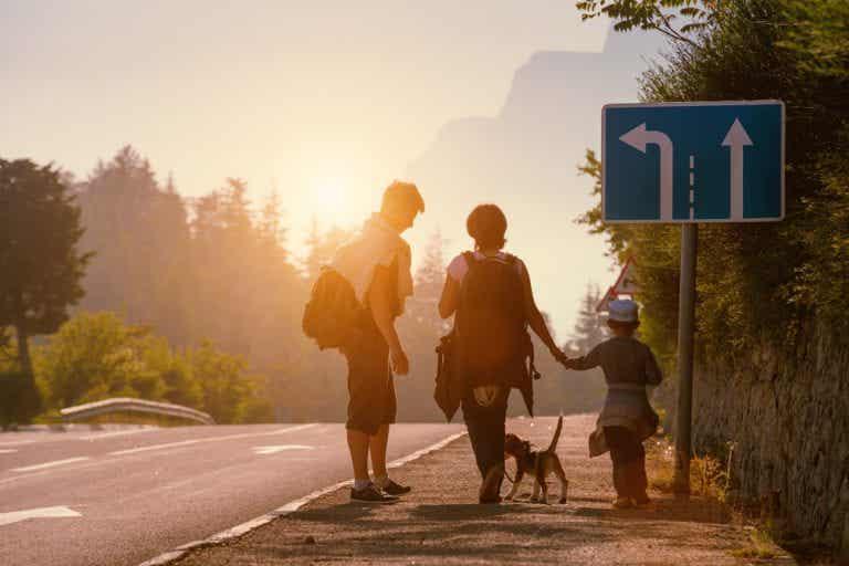 Hacer un viaje con niños, 7 consejos que debemos tener en cuenta