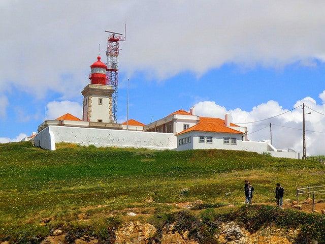Faro del Cabo da Roca