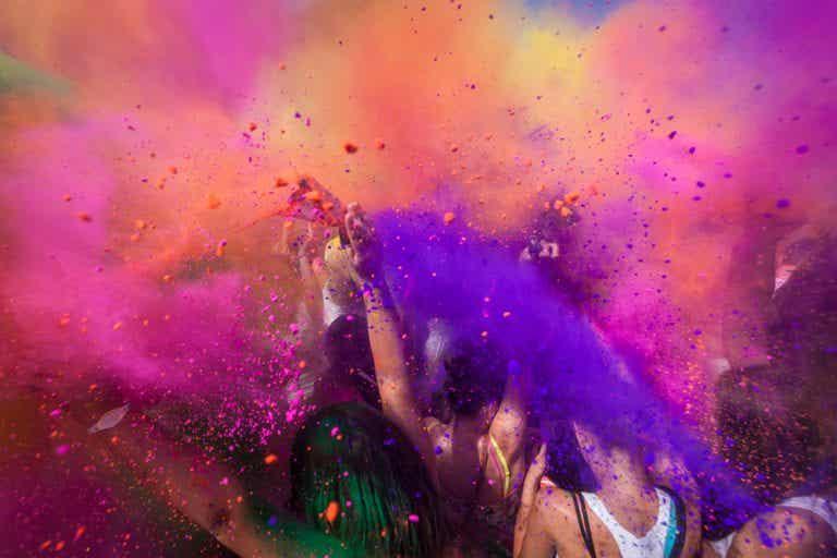 La fiesta del color de la India: te contamos todo sobre Holi