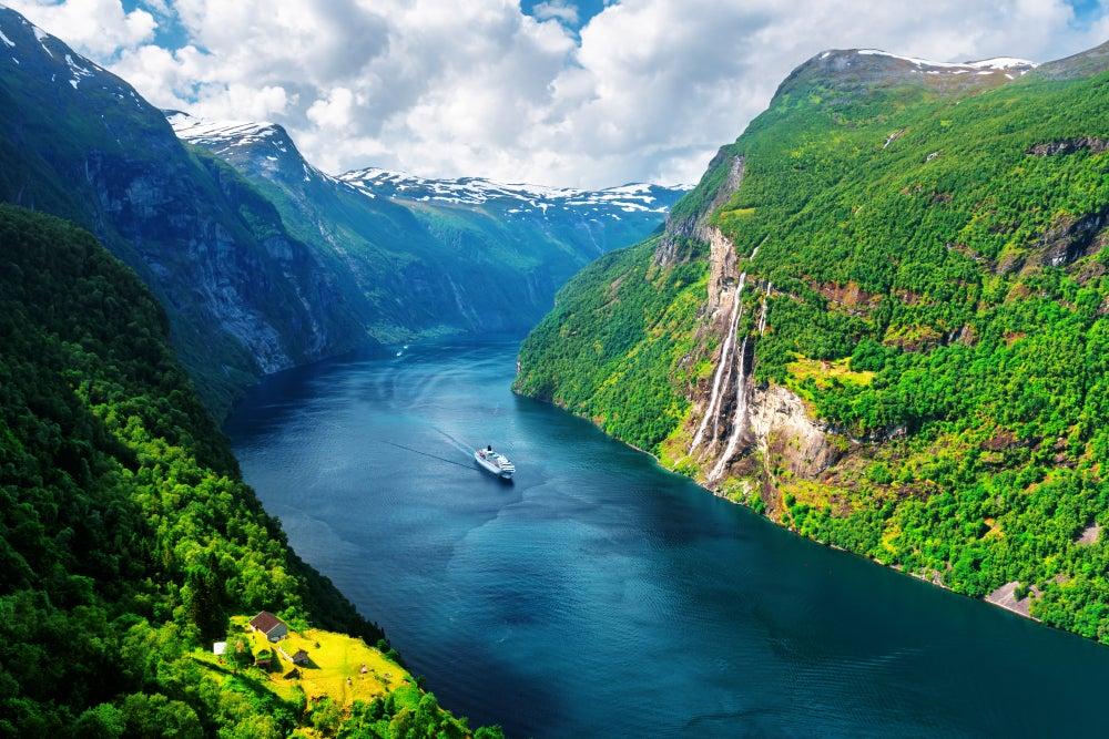 4 lugares de los fiordos noruegos que te van a encantar