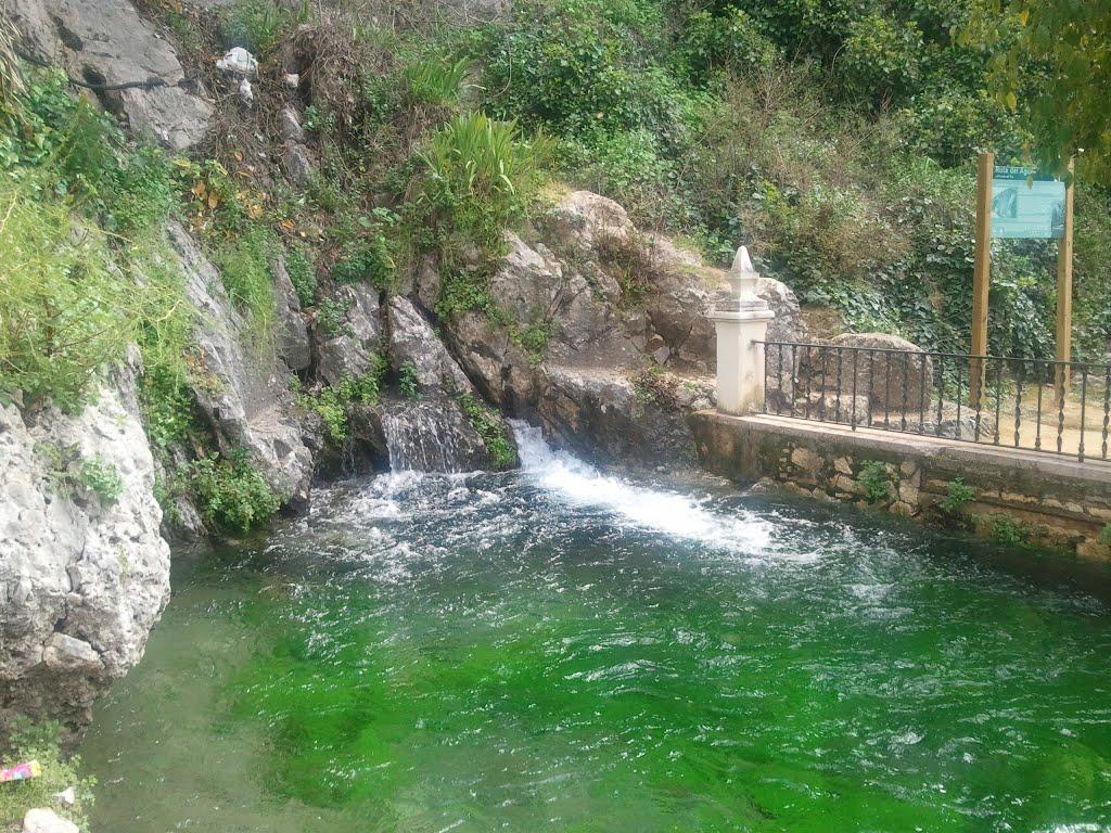 Nacimiento del río Cabra