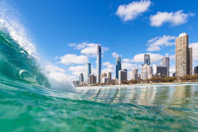 Gold Coast: el paraíso de los surferos en Australia