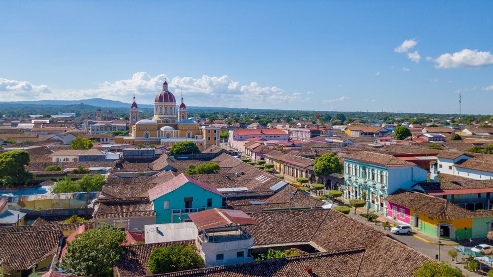Granada en Nicaragua