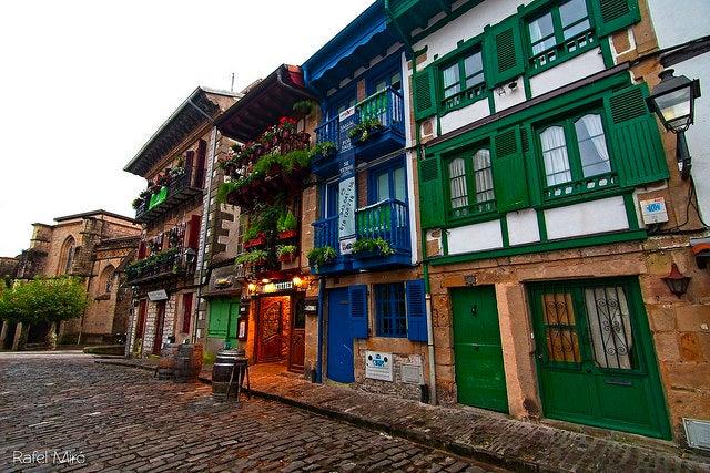 Hondarribia, uno de los pueblos más bonitos de España
