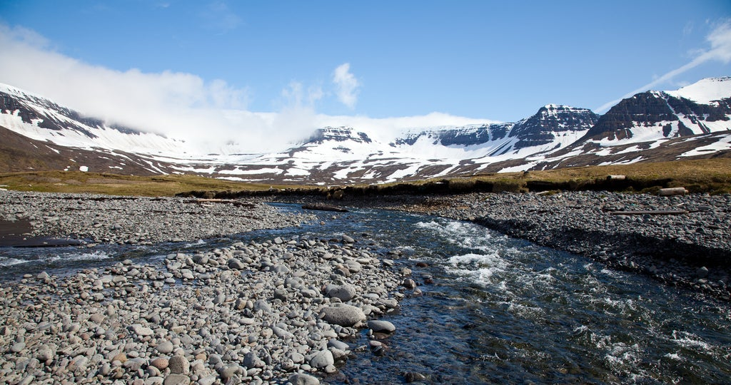 Hornstrandir en Islandia