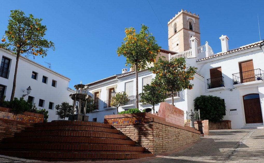 Iglesia del Rosario de Salobreña