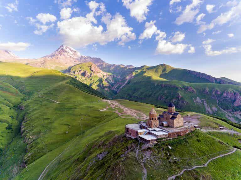 Georgia, un país fascinante entre dos continentes