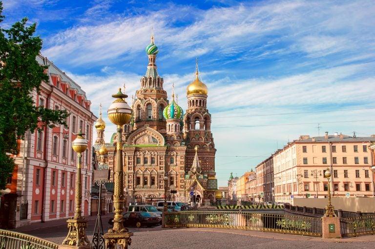 5 iglesias y capillas de San Petersburgo que debes visitar