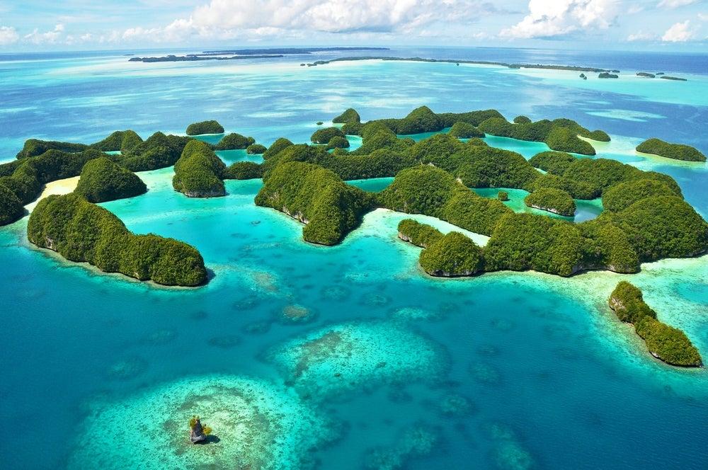 Descubre las islas Palaos, un rincón de auténtico ensueño