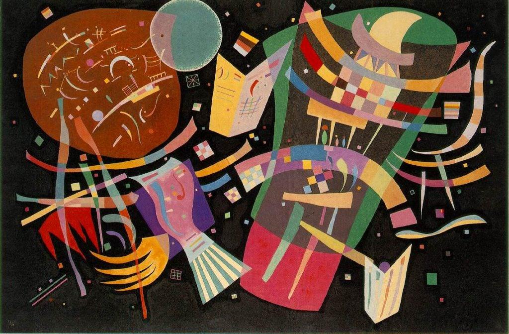Wassily Kandinsky, uno de los pioneros del arte abstracto