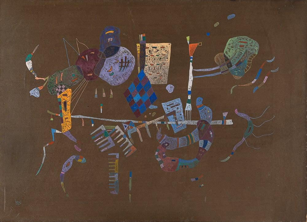 Alrededor de la línea de Kandinsky