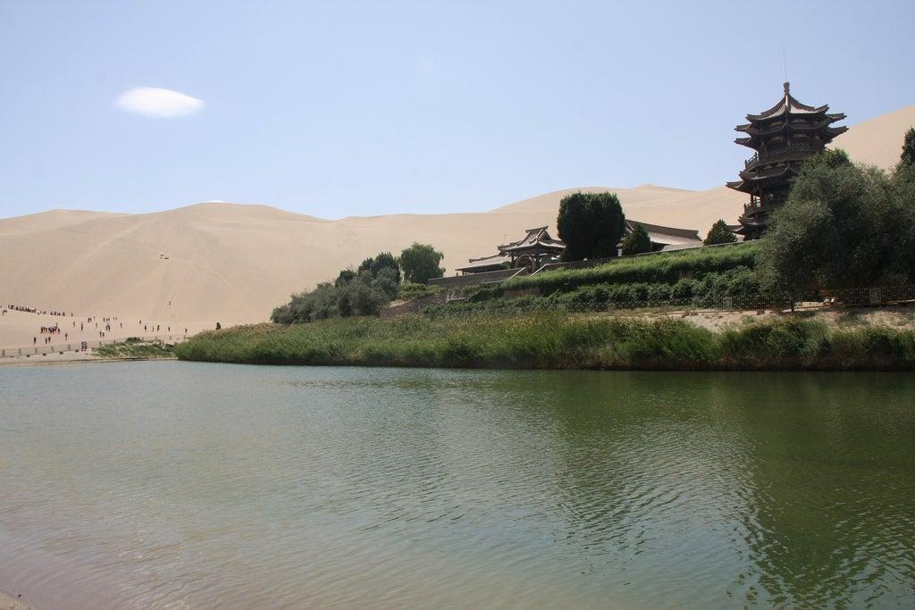 Lago Yueyuaquan