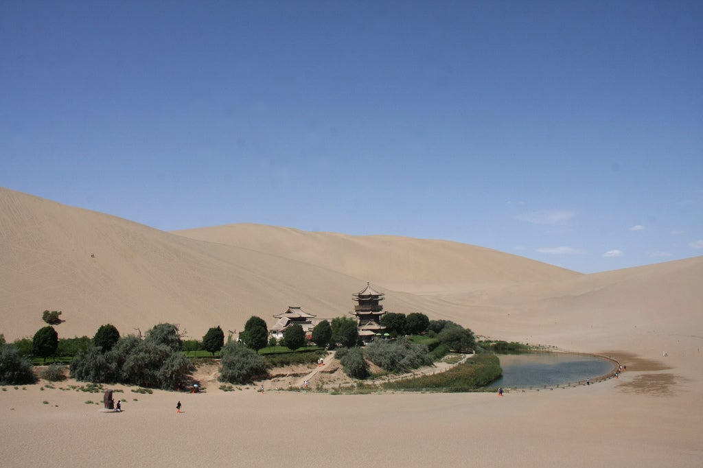 Lago Yueyaquan