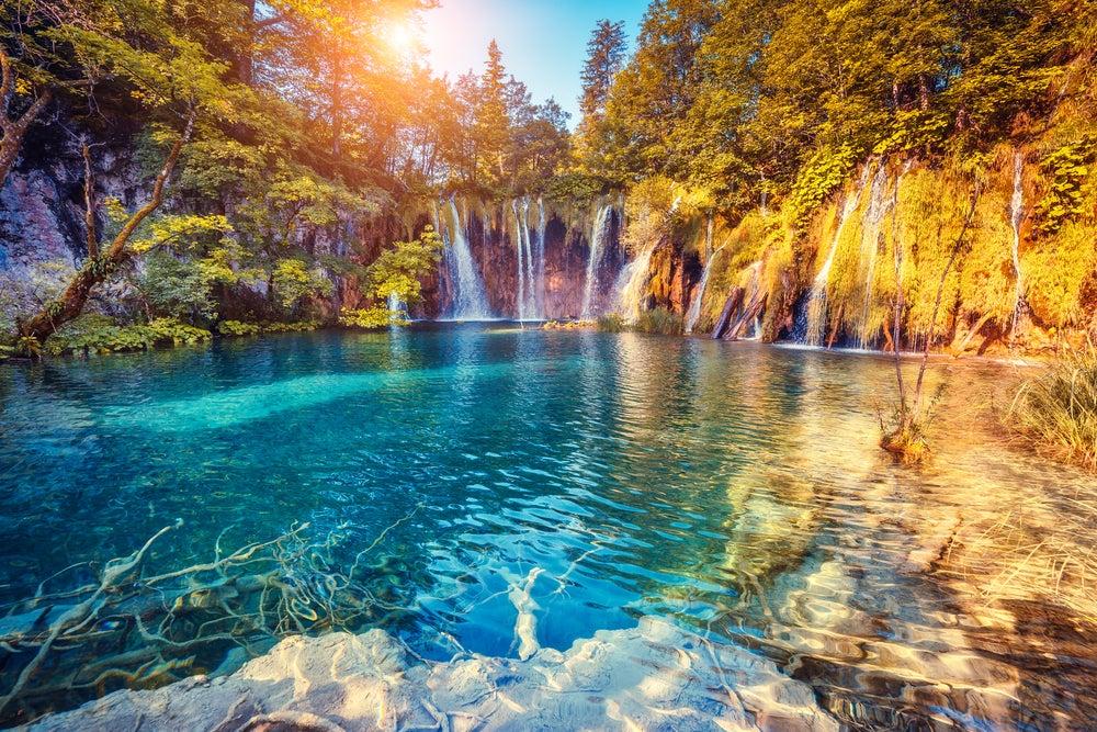LAgos de Plitvice, uno de los lugares más bonitos del mundo