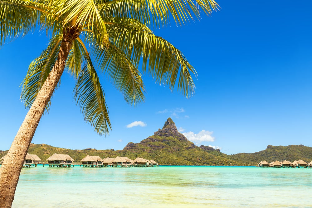 Laguna, una de las cosas que visitar en Bora Bora