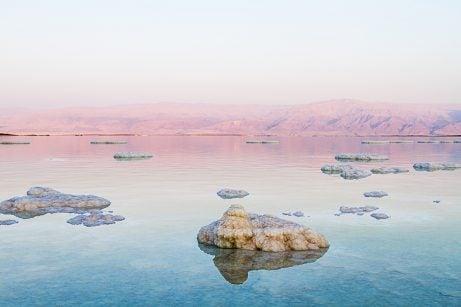 Visitar el Mar Muerto, vista general