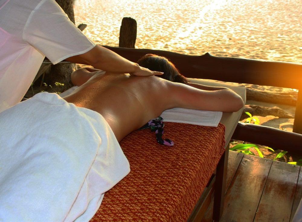 Masaje en Bali
