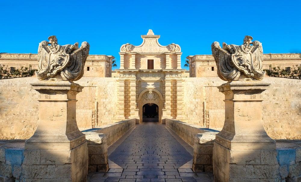Medina en Malta