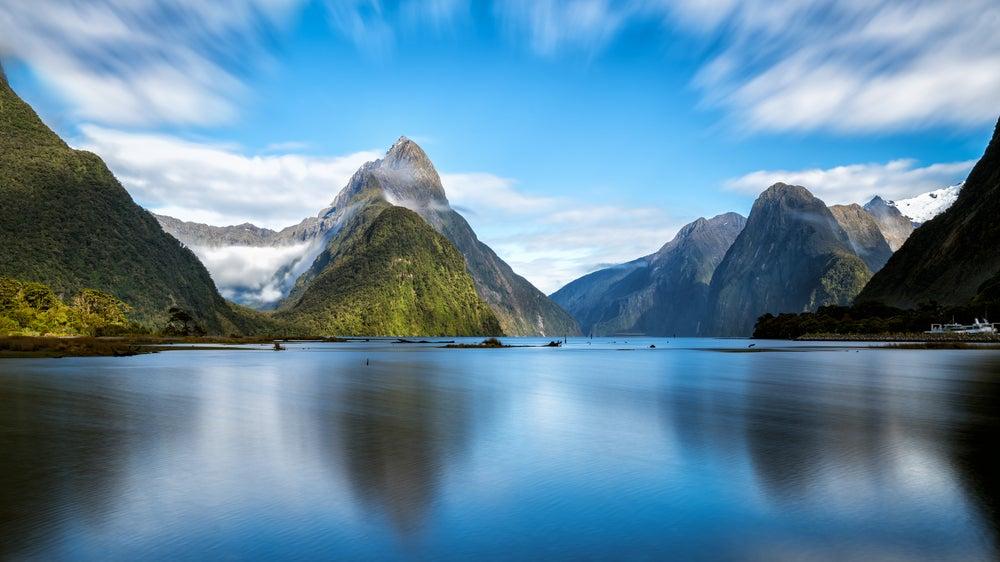 Estos son los 5 lugares de Nueva Zelanda más transitados