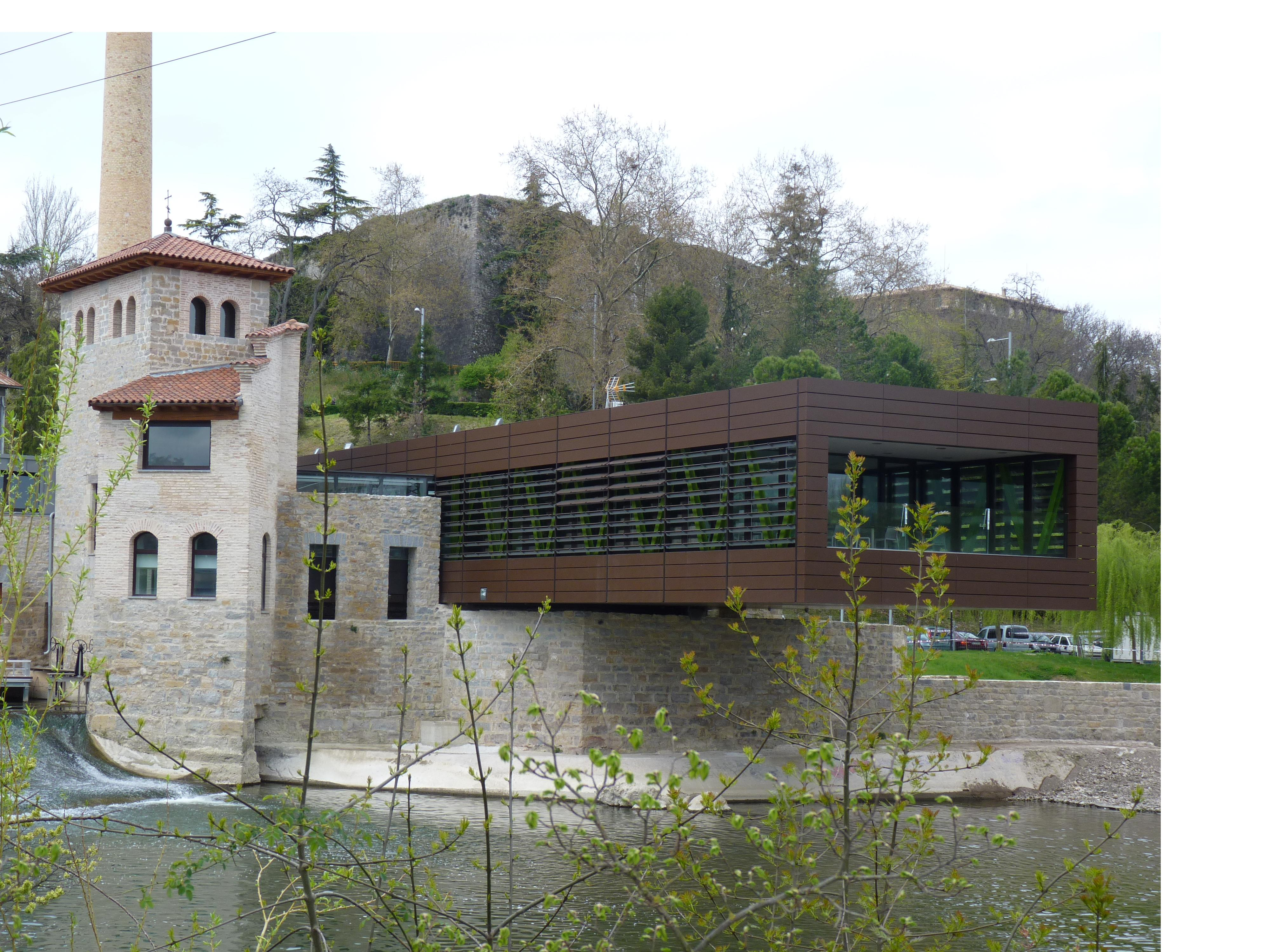 Resturantes en Pamplona, Molino de Caparroso