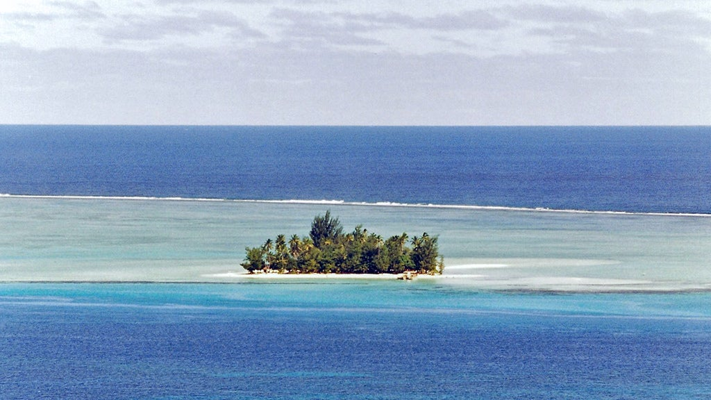 Motu Tapu en Bora Bora