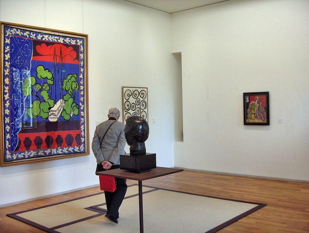 Museo Matisse en Le Cáteau-Cambrseis