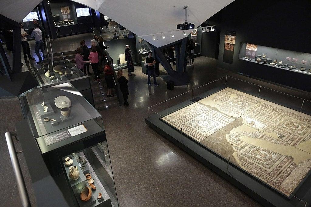 Vista del Museo de San Isidro de Madrid