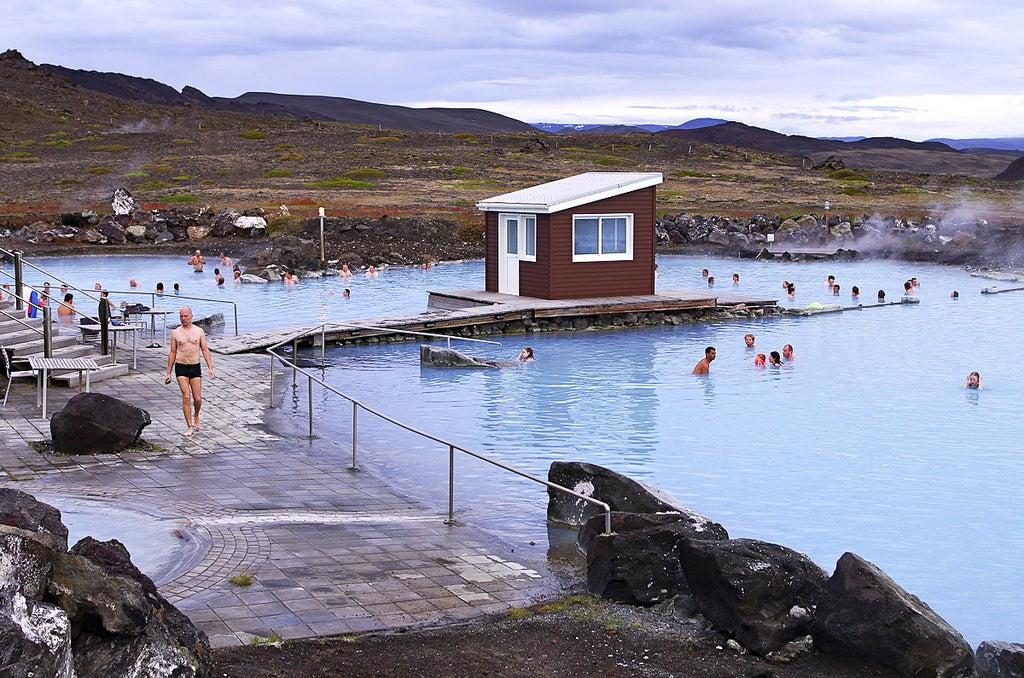 Myvatn en Islandia