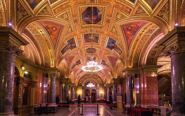 Ópera Nacional de Hungría en Budapest