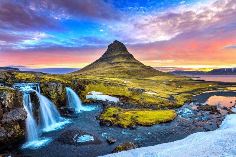 Snaefellsnes, un sitio de cuento de hadas en Islandia