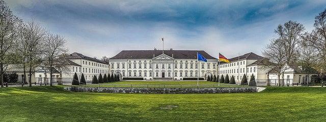 Palacio de Bellevue de Berlín