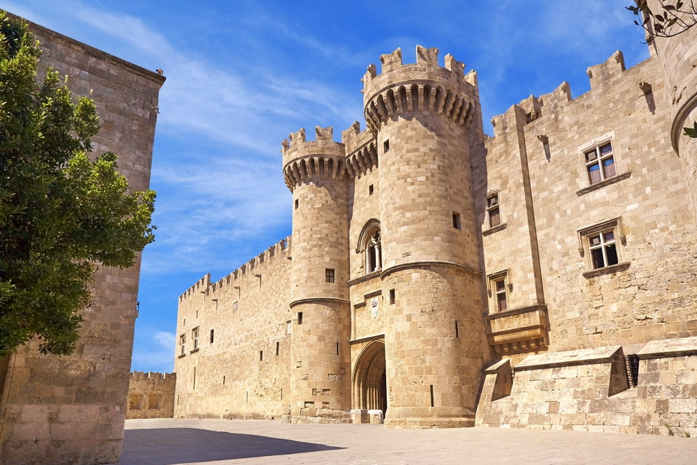 Palacio del Gran Maestre de Rodas