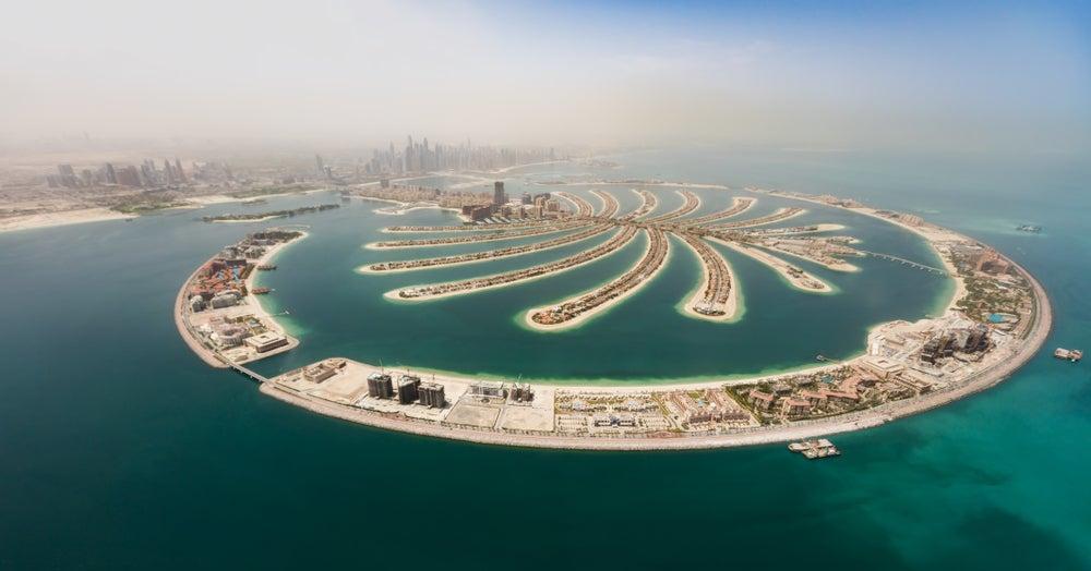 Palmera Jumeirah en Dubái
