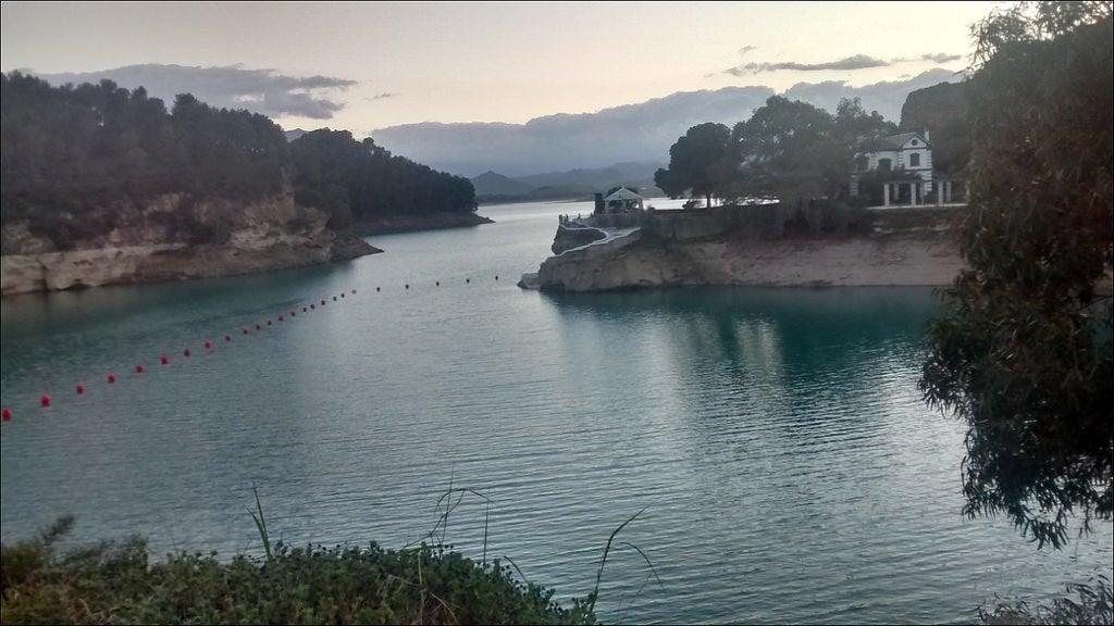 El Chorro, uno de los ríos y pantanos de Andalucía