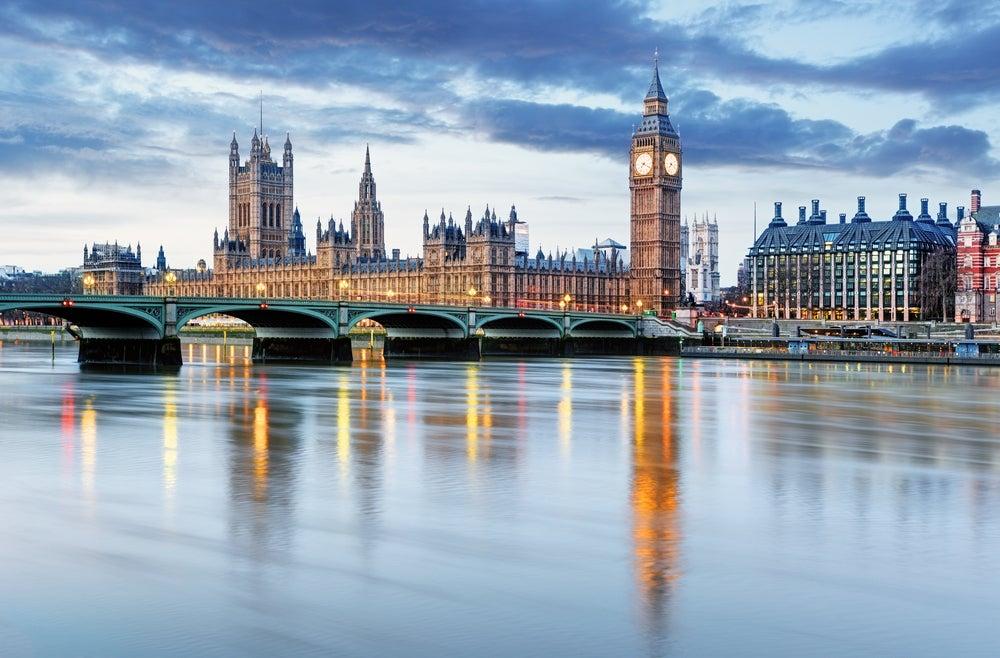 Casas del Parlamento de Londres