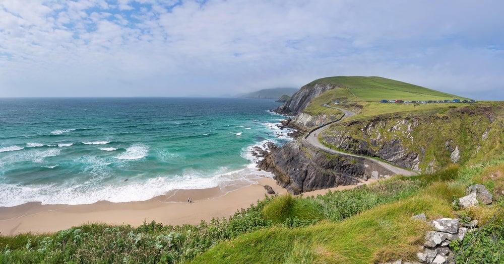 Península Dingle en una viaje para descubrir Irlanda