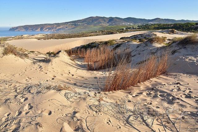 Playa de Guincho en Portugal