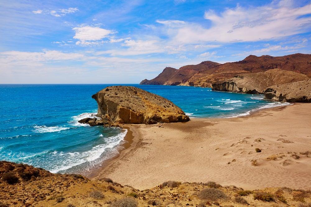 Playas en el cabo de Gata, un paraíso en Almería