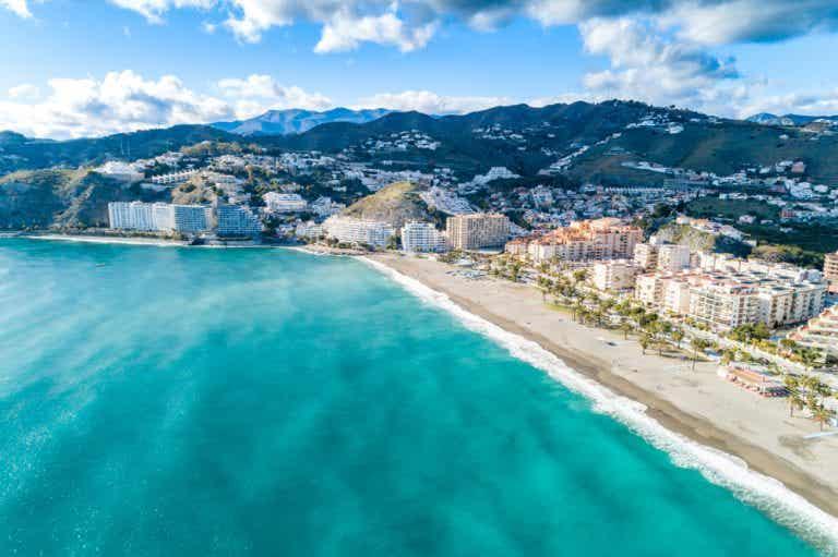 Conoce algunas de las mejores playas de Granada
