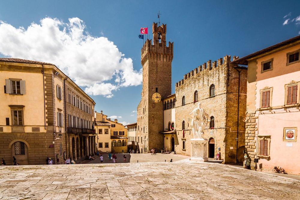 Plaza de Arezzo