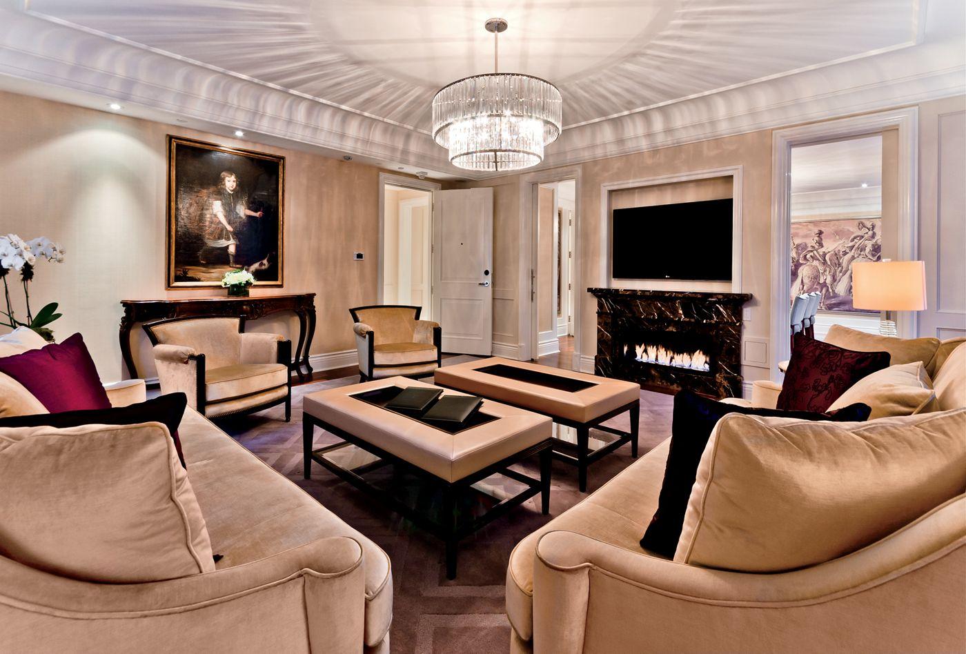 Ritz Carlton, uno de los mejores hoteles de Canadá