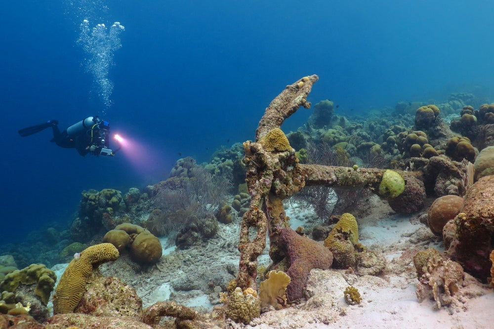 Arrecifes de Roatán