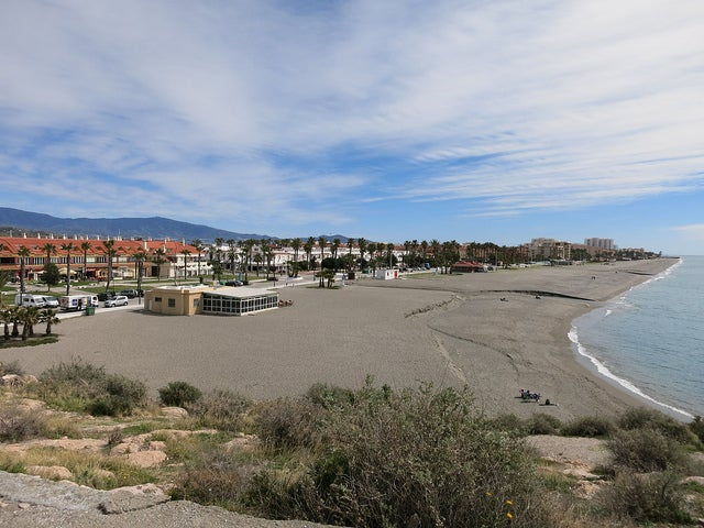 Playa de Salobreña