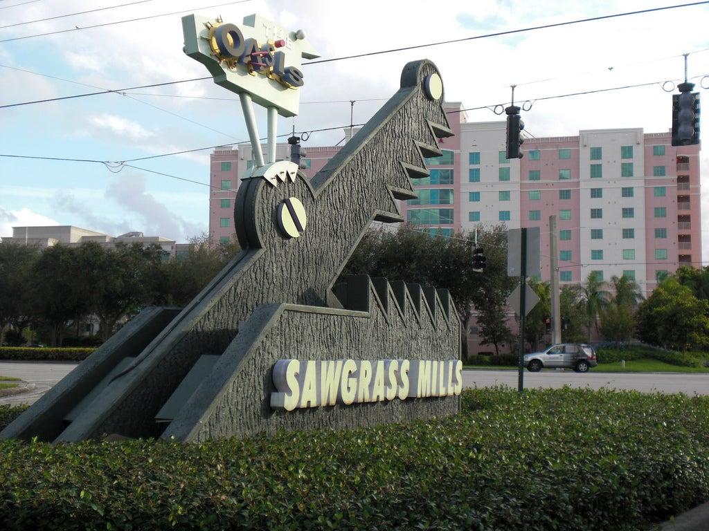 Sawgrass Mills en Fort Lauderdale