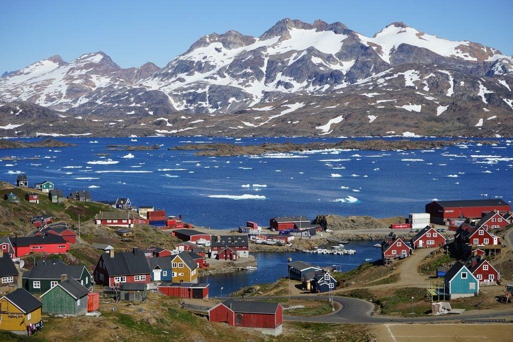 Haz un viaje de turismo natural por Groenlandia