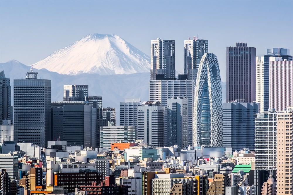 Tokio, una de las paradas al visitar Japón