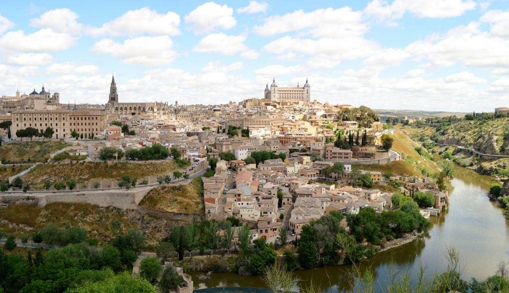 Toledo, la ciudad de las espadas en España