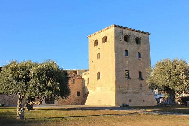 Torre Vella en Salou