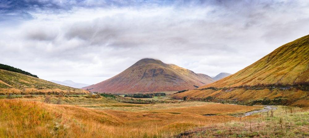 Tyndrum en Escocia