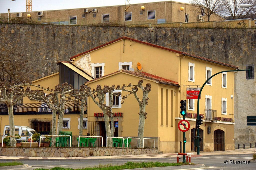 Venta Andrés asador en Pamplona
